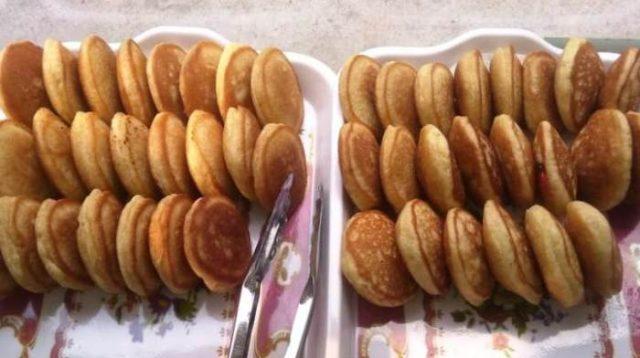resep kue kamir yang nikmat dan lezat untuk nyemil (net)