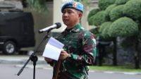 Pangdam III/Siliwangi Mayjen TNI Agus Subiyanto Patung Maung Siliwangi (net)