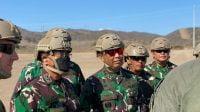 Dua Perwira Tinggi TNI AL Terbang ke Amerika Serikat