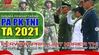 Mabes TNI Buka Pendaftaran Calon Perwira Prajurit Karier