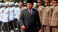 Menhan Prabowo Subianto Berikan Arahan Pada Calon Duta Besar Luar Biasa Berkuasa Penuh RI