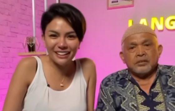 Dibentak Baim Wong, Nikita Mirzani Siap Pasang Badan Bela Kakek Suhud