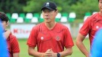 Shin Tae Yong minta Timnas tak cepat puas (net)