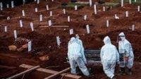 Alhamdulillah, Kasus Kematian Akibat Covid-19 di Jakarta Nihil Sejak 6 Hingga 7 Oktober