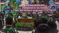 "Pangdam Siliwangi ""Grebek"" Markas Yonarhanud, Pangdam Siliwangi: Prajurit Arhanud Wajib Miliki Keterampilan dan Kemampuan Lebih."