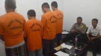 Salahgunakan Narkoba, Lima PNS Kanwil Kemenkumham Sulawesi Tengah Diringkus