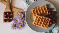Resep waffle simple nikmat (net)